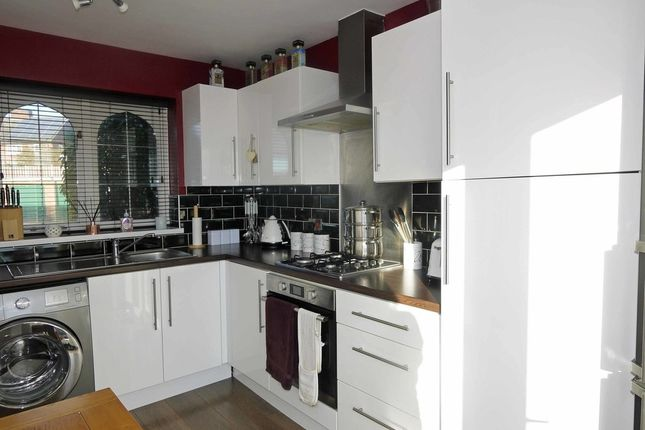 Kitchen of Waleswood View, Aston, Sheffield, South Yorkshire S26
