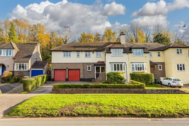 Thumbnail Semi-detached house for sale in Outwood Lane, Chipstead, Coulsdon