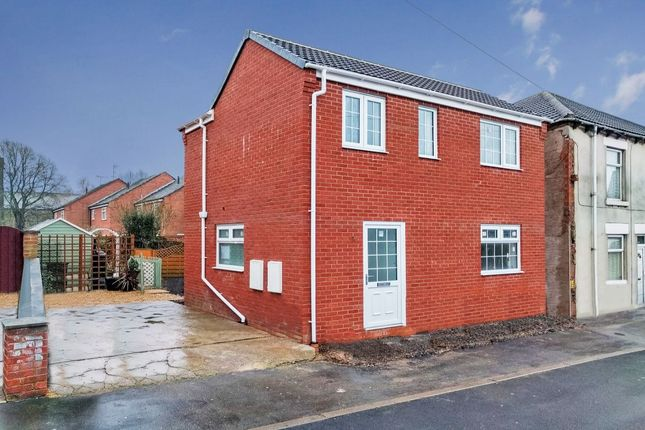 Thumbnail Detached house for sale in A George Street, Church Gresley, Swadlincote