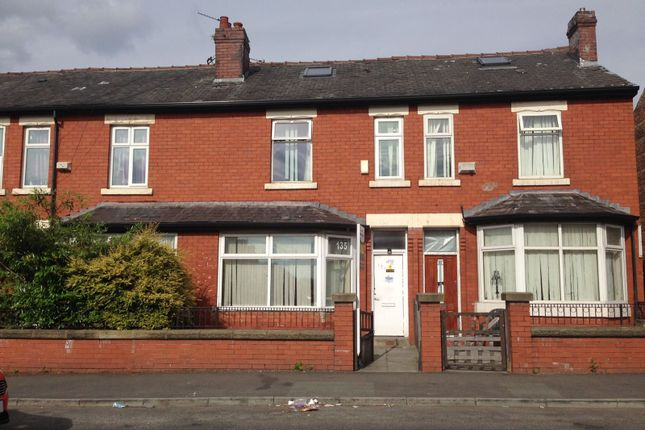 Thumbnail Terraced house to rent in Northmoor Road, Manchester