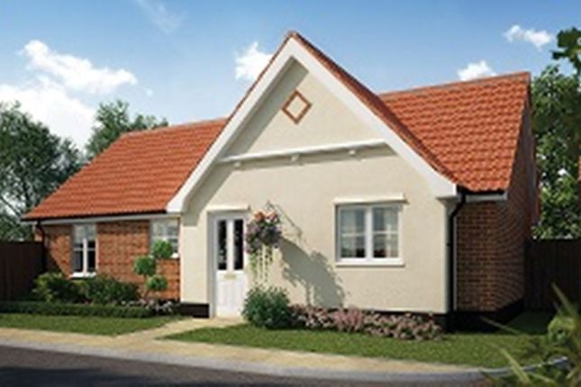 Thumbnail Detached bungalow for sale in Fordham Road, Soham, Ely