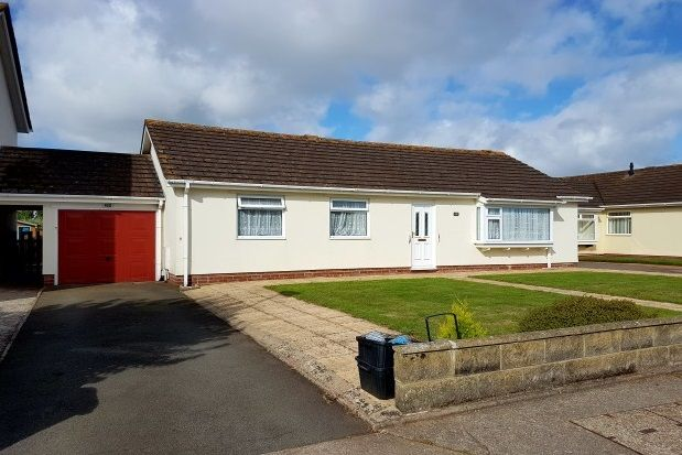 Thumbnail Bungalow to rent in Hookhills Road, Paignton