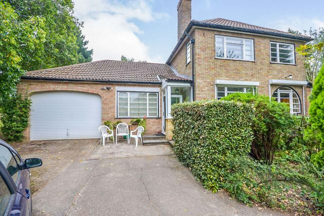 4 bed detached house for sale in Grantham Road, Ingoldsby, Grantham NG33