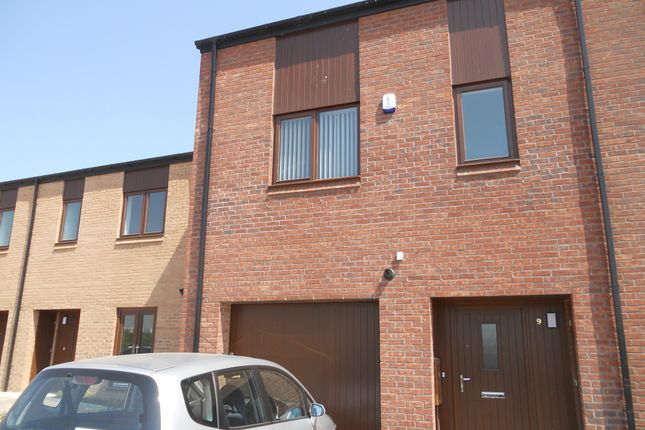 Thumbnail Terraced house to rent in Laurelwood, Stockton On Tees