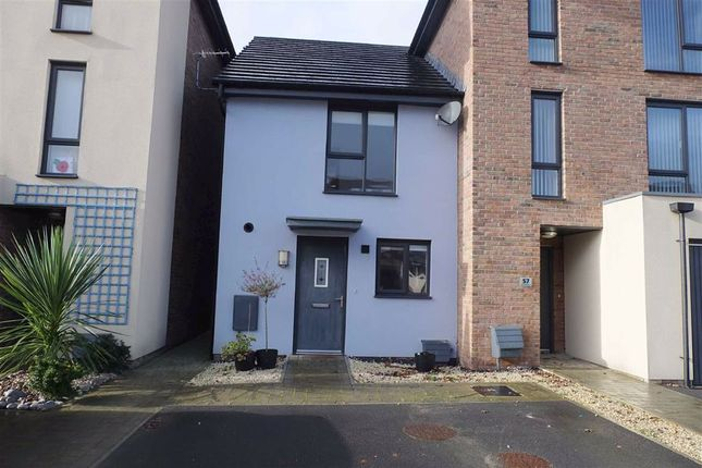 Thumbnail Semi-detached house for sale in Portland Drive, Barry, Vale Of Glamorgan