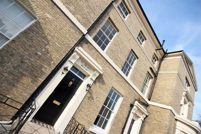 Thumbnail Town house for sale in Lexden Road, Colchester