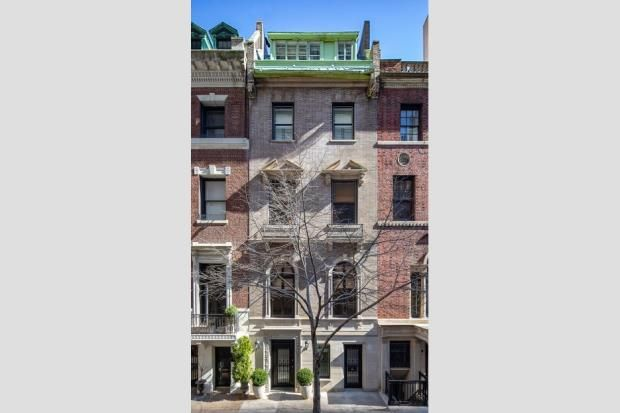Thumbnail Town house for sale in 123 East 69th Street, New York, Ny, 10021