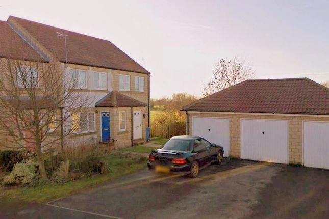 Thumbnail Terraced house to rent in School House Drive, Seamer