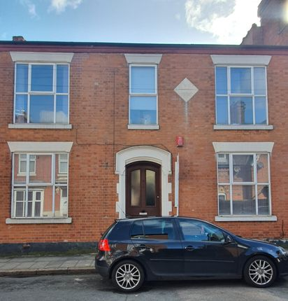 Thumbnail Terraced house for sale in Evington Street, Leicester