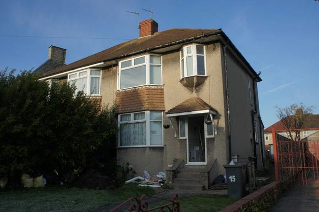 Semi-detached house in  Conygre Road  Filton  Bristol B Bristol