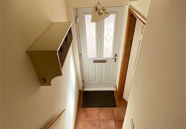 Entrance Hall of Friary Mews, Newark, Nottinghamshire. NG24
