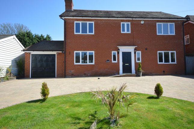 Thumbnail Detached house for sale in Broad Street, Hatfield Broad Oak, Bishop's Stortford