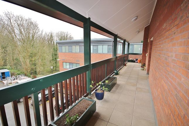 Communal Lounge of Carrs Court, Church Street, Wilmslow SK9