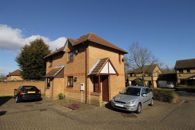 Thumbnail 1 bed maisonette to rent in Orford Court, Shenley Church End, Milton Keynes