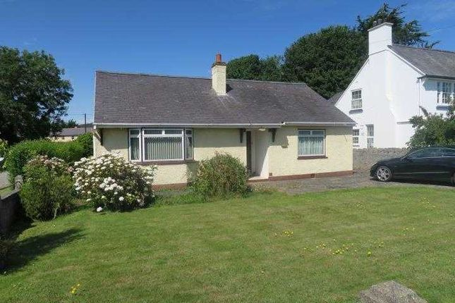 Thumbnail Detached house for sale in Llangoed, Beaumaris