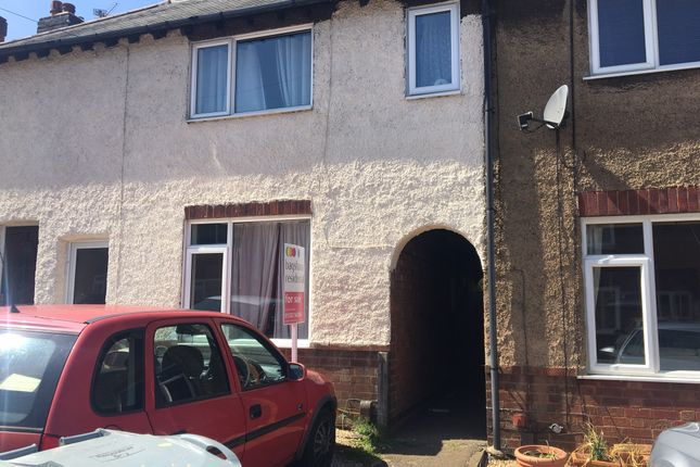 Thumbnail Terraced house for sale in Brading Avenue, Grantham