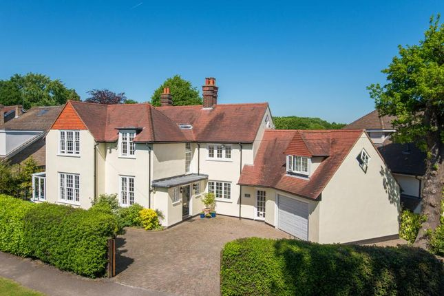 Thumbnail Detached house for sale in Worrin Road, Shenfield, Brentwood, Essex