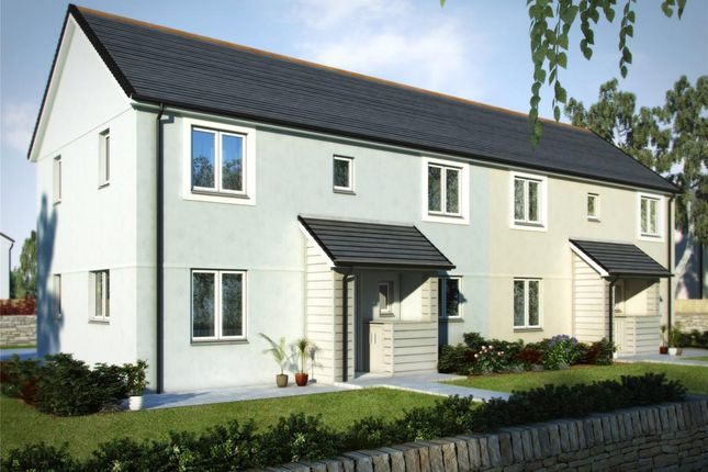 Thumbnail Semi-detached house for sale in Beringer Street, Hidderley Park, Camborne, Cornwall