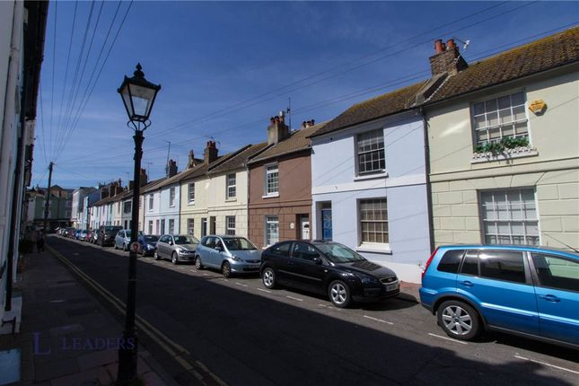 Thumbnail Terraced house for sale in Queens Gardens, Brighton