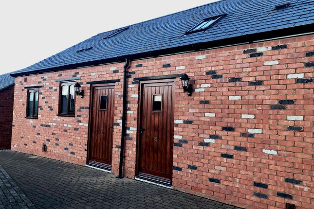 Thumbnail Flat to rent in Church Farm Lodge, Harrington, Northampton