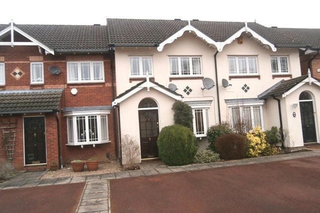 Thumbnail Property to rent in Shelbourne Mews, Macclesfield