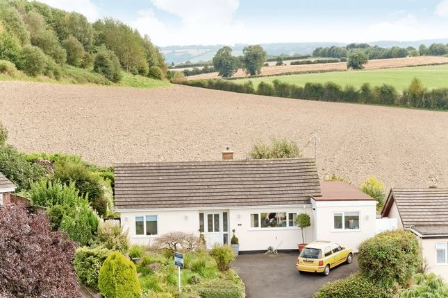 Thumbnail Detached bungalow to rent in Portland Drive, Much Wenlock
