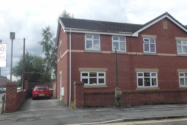 Thumbnail Semi-detached house to rent in Butt Street, Leigh, Cheshire