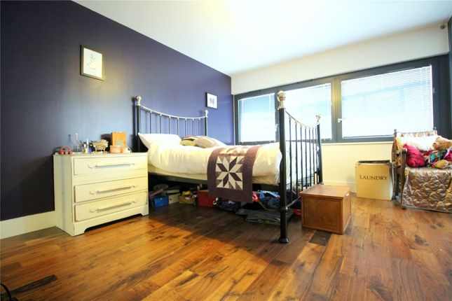 Thumbnail Flat to rent in Lambarde Square, London