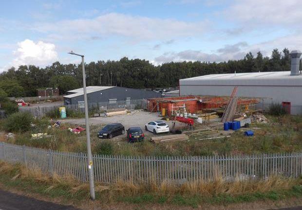 Thumbnail Land for sale in Land, Factory Road, Sandycroft, Flintshire