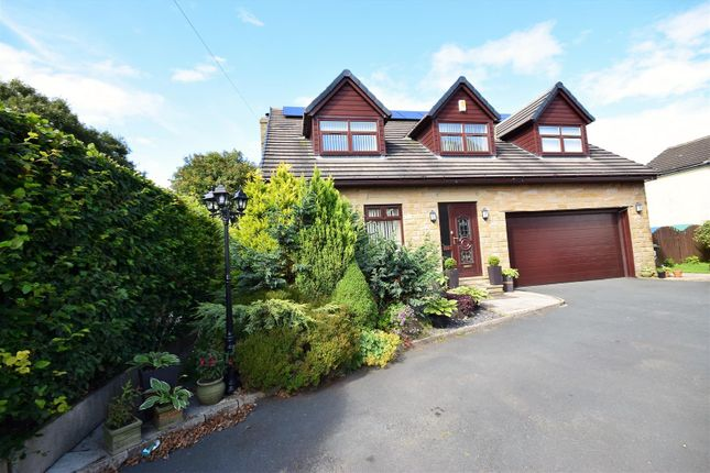 Thumbnail Detached house for sale in Highgate Road, Queensbury, Bradford