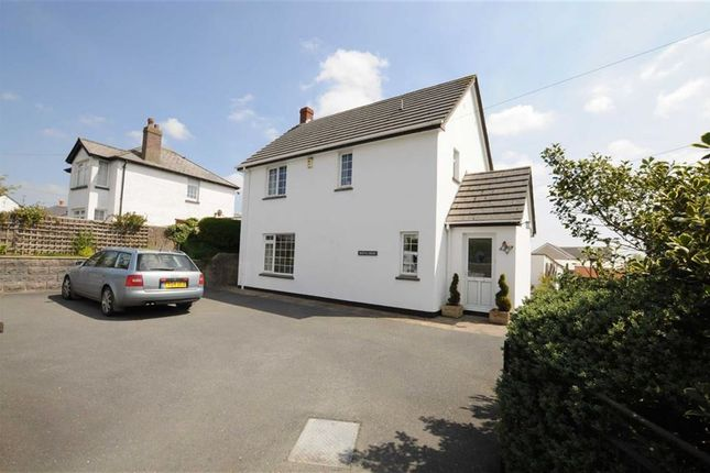 Thumbnail Detached house for sale in Kilkhampton, Bude, Cornwall