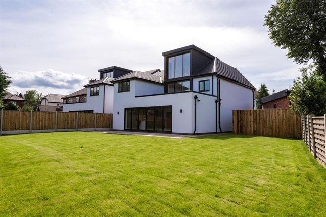 Thumbnail Detached house for sale in Mayfield Avenue, Swinton, Manchester