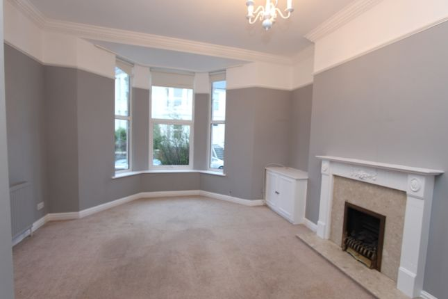 Thumbnail Flat to rent in Hill Crest, Mannamead, Plymouth