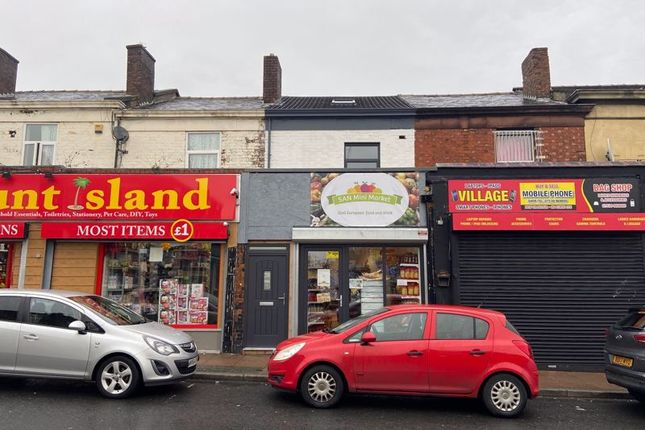 Thumbnail Commercial property for sale in Beaconsfield Terrace, St. Marys Road, Garston, Liverpool