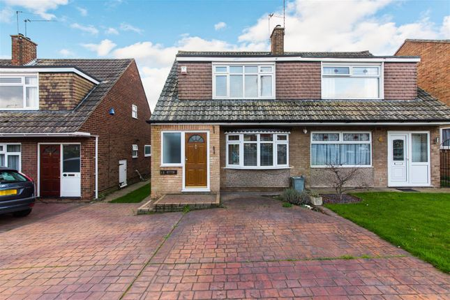 Thumbnail Semi-detached house for sale in Medway Road, Crayford, Dartford