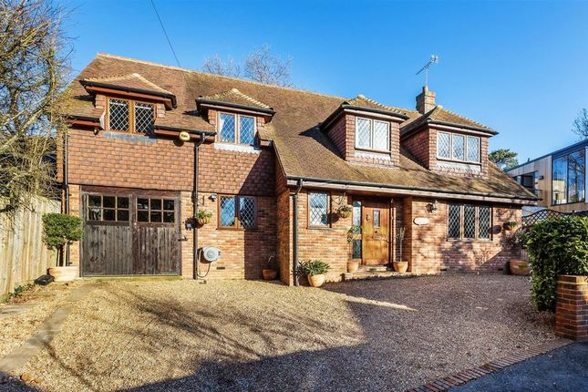 Thumbnail Detached house for sale in Farm Lane, Send, Woking