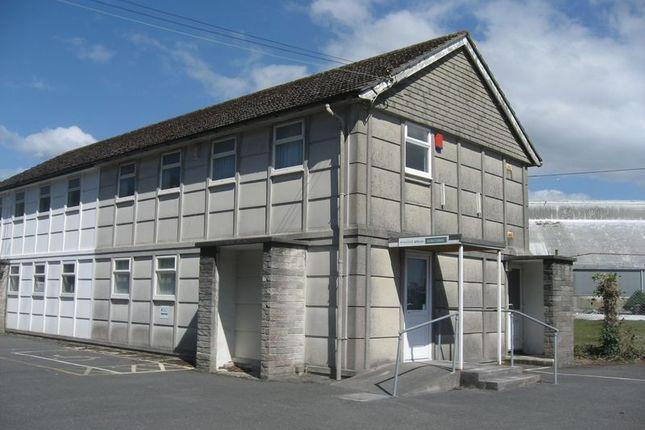 Thumbnail Office to let in Harbour Road, Par