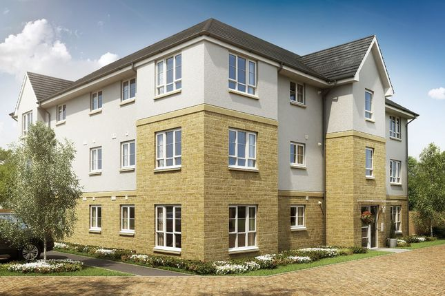 Thumbnail Flat for sale in Plot 226, Liberton Park, Liberton Gardens, Edinburgh