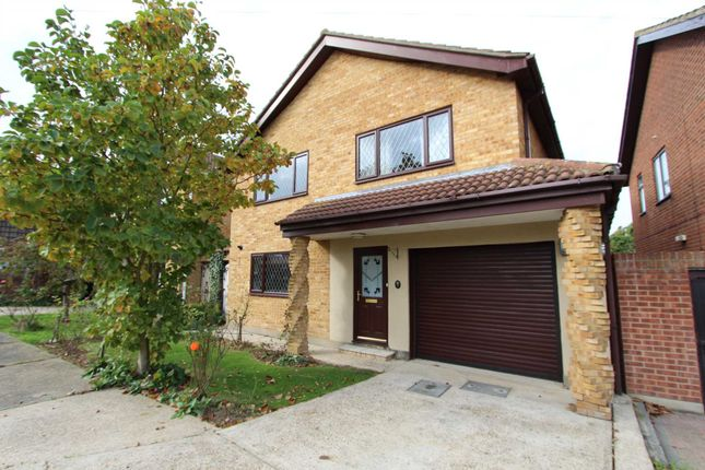 Thumbnail Detached house for sale in Keysland, Benfleet