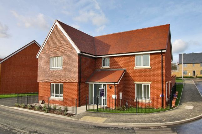 Thumbnail Detached house for sale in Ridgewood Close, Lewes Road, Uckfield