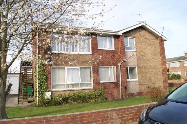 Thumbnail Flat for sale in Bamburgh Road, Newton Hall, Durham