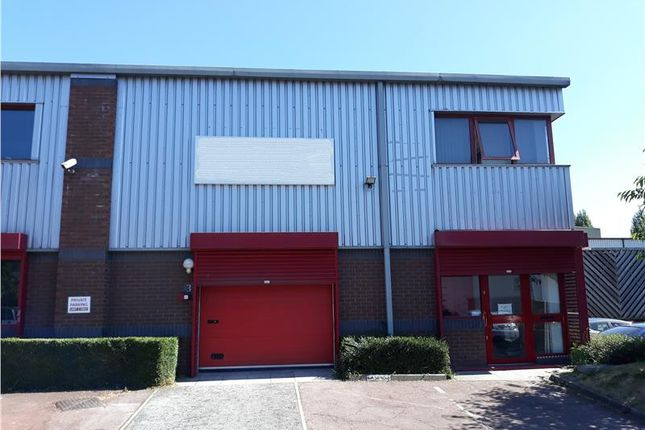 Thumbnail Light industrial to let in Unit 3, Metro Business Centre, Kangley Bridge Road, Sydenham, London