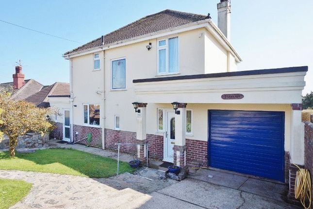 Thumbnail Detached house for sale in Winsu Avenue, Preston, Paignton