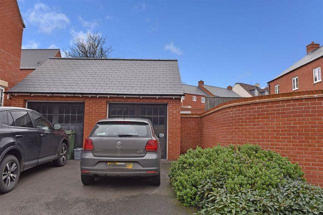 Single Garage of Sorrel Crescent, Wootton, Northampton NN4