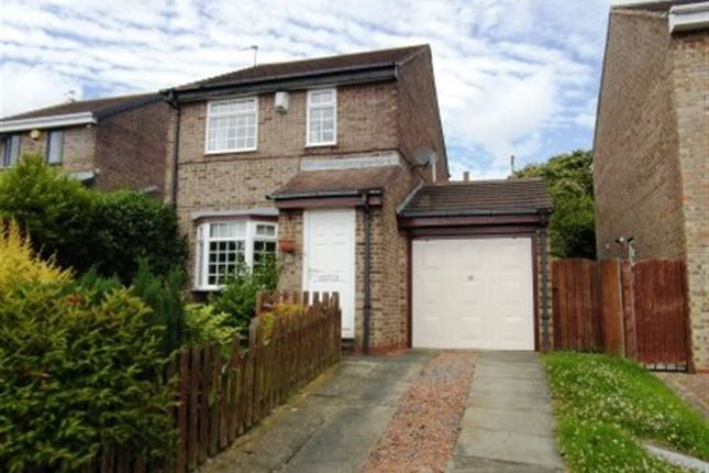 Thumbnail Detached house to rent in Brentwood Court, Stanley