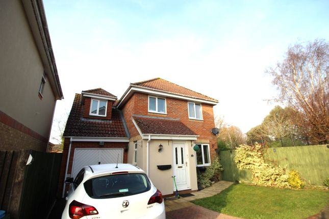 Thumbnail Detached house to rent in Harold Close, North Bersted, Bognor Regis