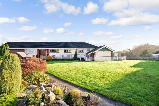 Thumbnail Detached bungalow for sale in Telegraph Hill, Higham, Rochester, Kent