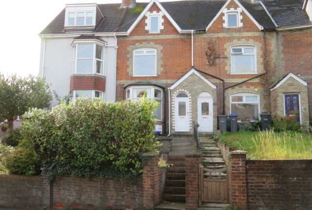 Thumbnail Terraced house to rent in 183 Devizes Road, Wiltshire