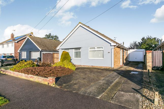 Thumbnail Bungalow for sale in Bemerton Gardens, Kirby Cross, Frinton-On-Sea