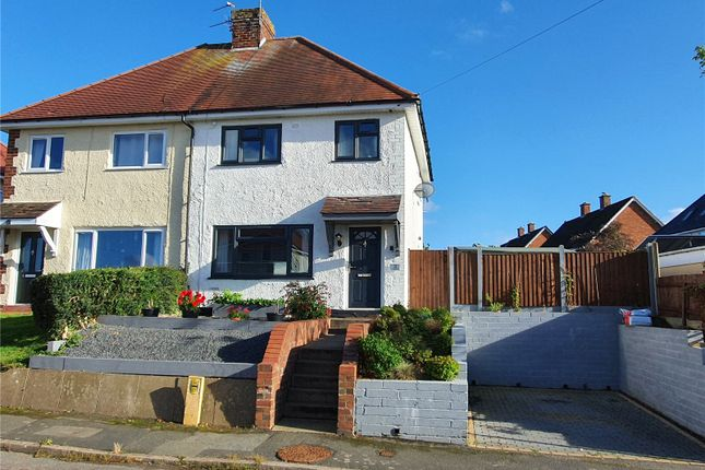 3 bed semi-detached house for sale in Tudor Road, Bewdley DY12